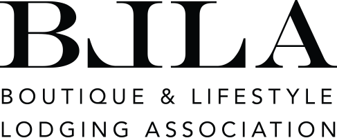 Logo of the Boutique Lifestyle and Lodging Association