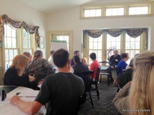 seminar for future innkeepers