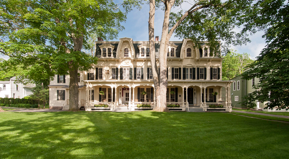 Daytime Exterior photo of Cooperstown NY B&B